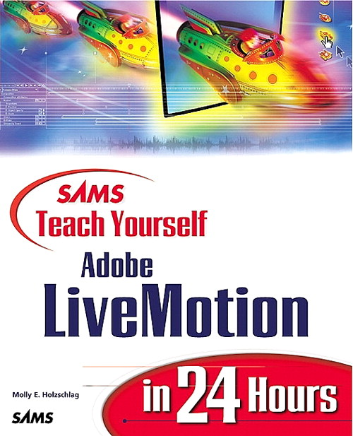 Sams Teach Yourself Adobe LiveMotion in 24 Hours, Adobe Reader