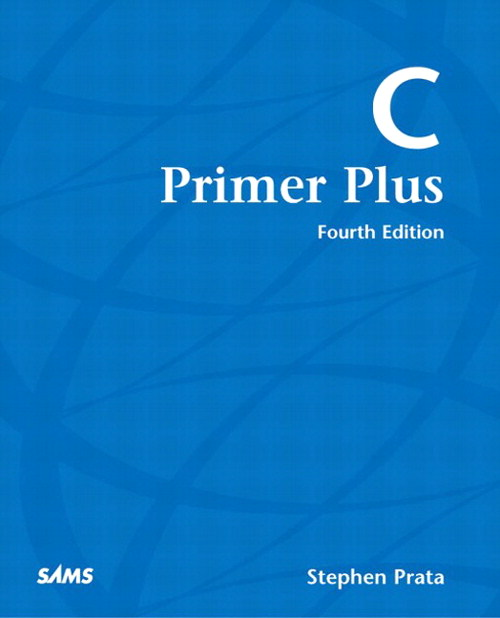 C Primer Plus, 4th Edition