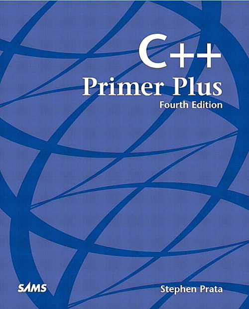 C++ Primer Plus, Adobe Reader, 4th Edition