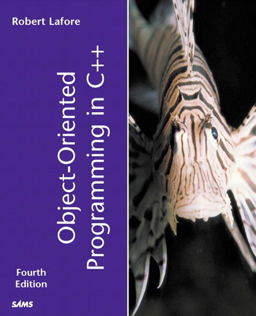 Object-Oriented Programming in C++, 4th Edition