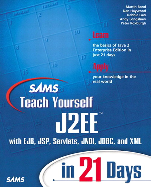 Sams Teach Yourself J2EE in 21 Days, Adobe Reader