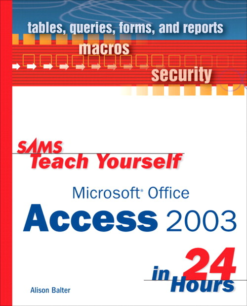 Sams Teach Yourself Microsoft Office Access 2003 in 24 Hours, Adobe Reader