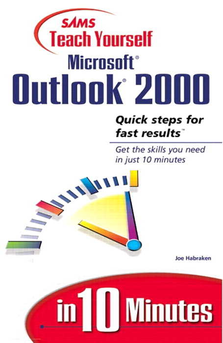 Sams Teach Yourself Microsoft Outlook 2000 in 10 Minutes, Adobe Reader