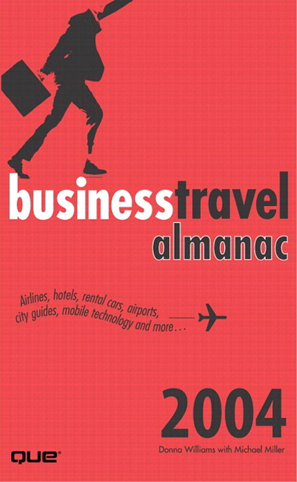 Business Travel Almanac, The,  Adobe Reader