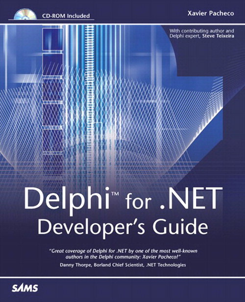 Delphi for .NET Developer's Guide