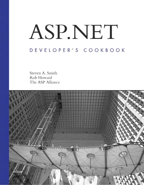 ASP.NET Developer's Cookbook