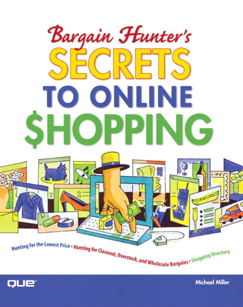 Bargain Hunter's Secrets to Online Shopping, Adobe Reader