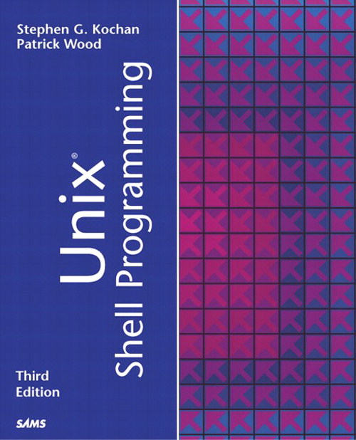 Unix Shell Programming, 3rd Edition