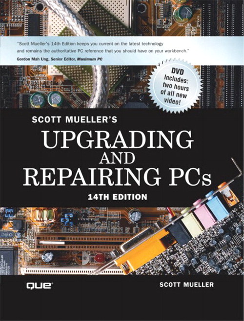 Upgrading and Repairing PCs, Adobe Reader, 14th Edition