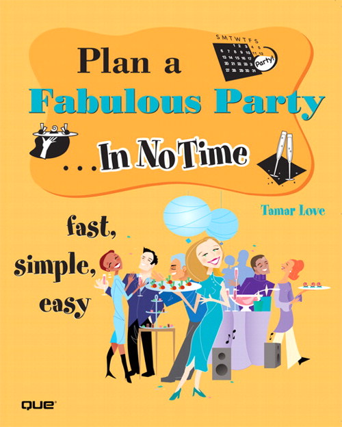 Plan a Fabulous Party In No Time