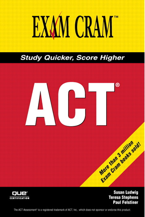 ACT Exam Cram