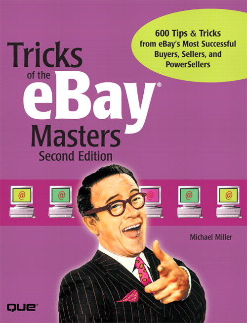 Tricks of the eBay Masters, Adobe Reader, 2nd Edition