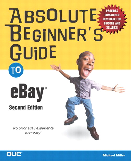 Absolute Beginner's Guide to eBay, Adobe Reader, 2nd Edition