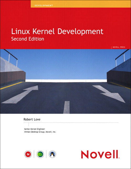 Linux Kernel Development, 2nd Edition