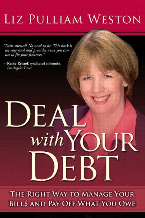 Deal with Your Debt: The Right Way to Manage Your Bills and Pay Off What You Owe, Adobe Reader