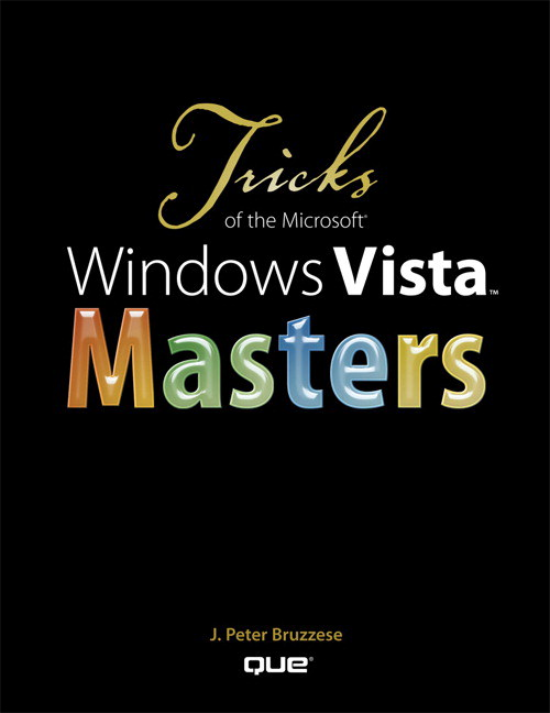 Tricks of the Microsoft Windows Vista Masters (Adobe Reader)