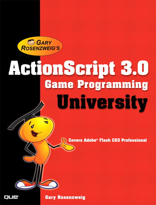 ActionScript 3.0 Game Programming University (Adobe Reader)