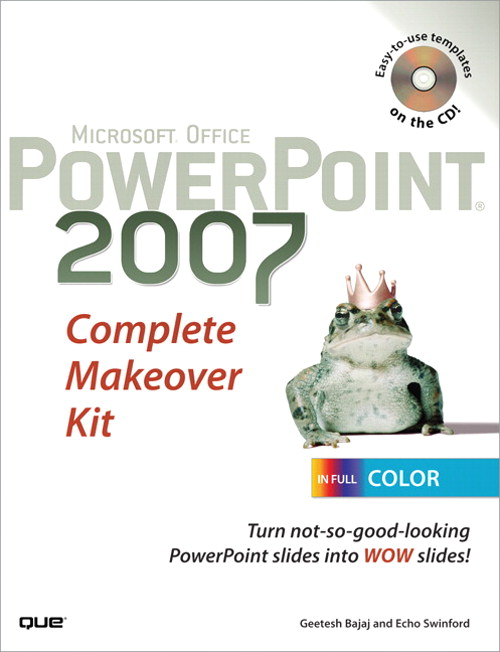 Microsoft Office PowerPoint 2007 Complete Makeover Kit, Adobe Reader