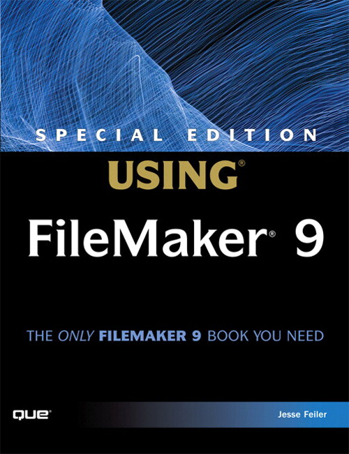 Special Edition Using FileMaker 9, Adobe Reader