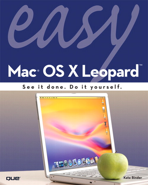 Easy Mac OS X Leopard (Adobe Reader)