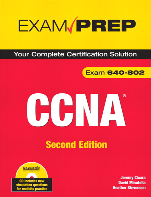 CCNA Exam Prep (Exam 640-802), Adobe Reader, 2nd Edition