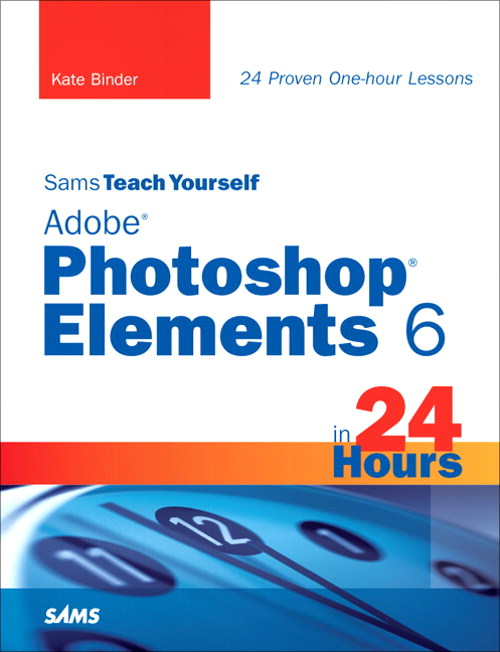 Sams Teach Yourself Adobe Photoshop Elements 6 in 24 Hours, Adobe Reader