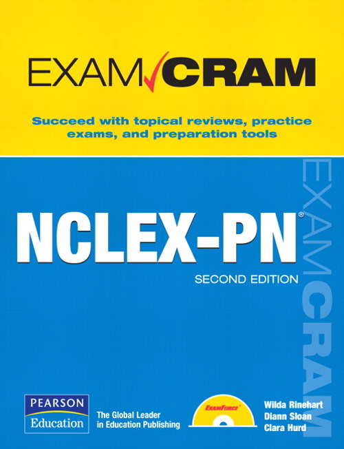 NCLEX-PN Exam Cram, Adobe Reader, 2nd Edition