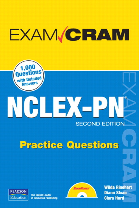 NCLEX-PN Practice Questions, Adobe Reader, 2nd Edition