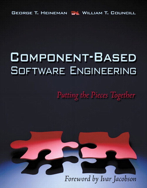 Component-Based Software Engineering: Putting the Pieces Together (paperback)
