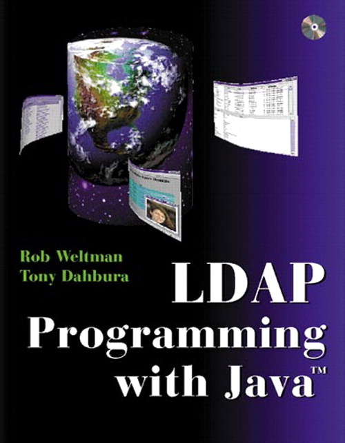 LDAP Programming with Java (paperback)