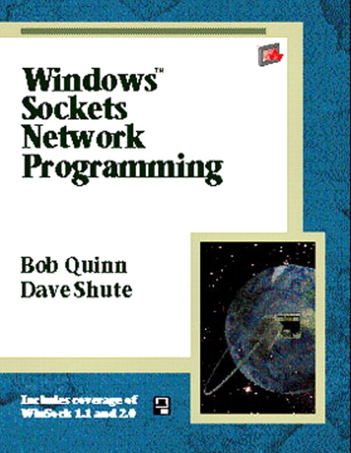 Windows Sockets Network Programming (paperback)