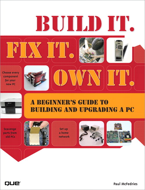 Build It. Fix It. Own It: A Beginner's Guide to Building and Upgrading a PC, Adobe Reader