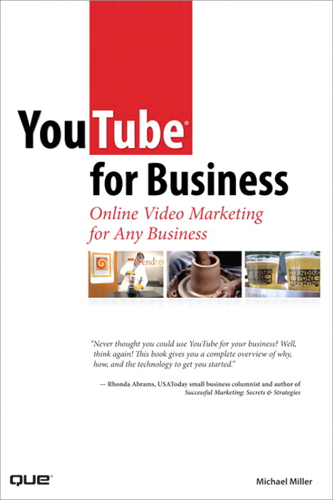 YouTube for Business: Online Video Marketing for Any Business, Adobe Reader
