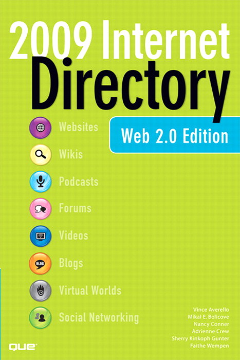 2009 Internet Directory, The: Web 2.0 Edition