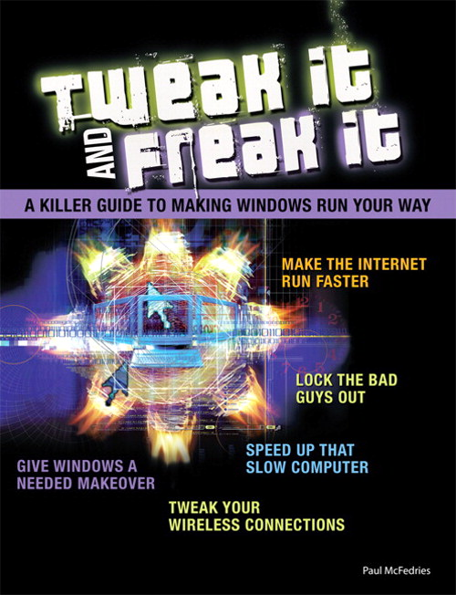 Tweak It and Freak It: A Killer Guide to Making Windows Run Your Way, Adobe Reader
