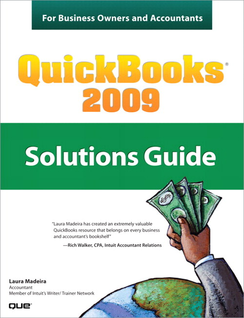 QuickBooks 2009 Solutions Guide for Business Owners and Accountants, Adobe Reader