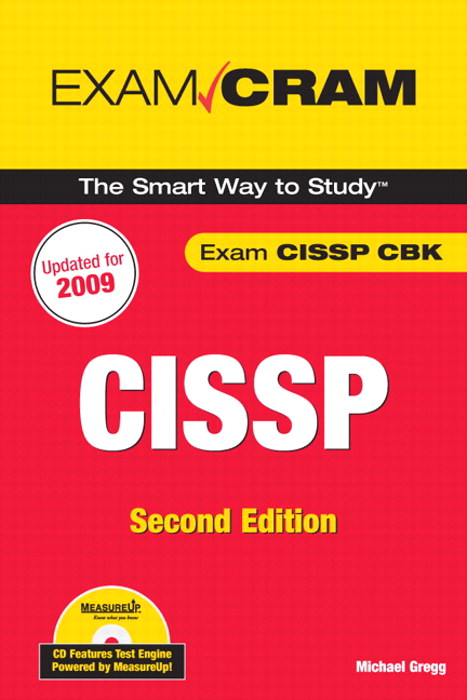 CISSP Exam Cram, 2nd Edition