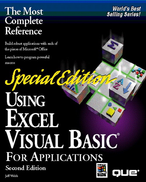 Special Edition Using Excel Visual Basic for Applications, 2nd Edition