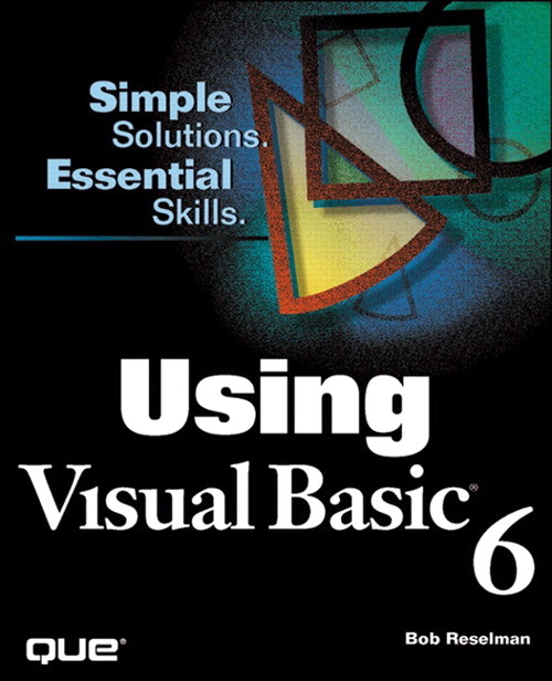 Using Visual Basic 6