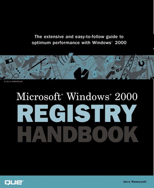 Microsoft Windows 2000 Registry Handbook