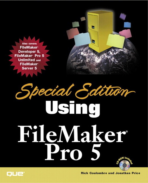 Special Edition Using Filemaker Pro 5