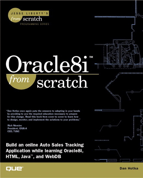 Oracle8i From Scratch