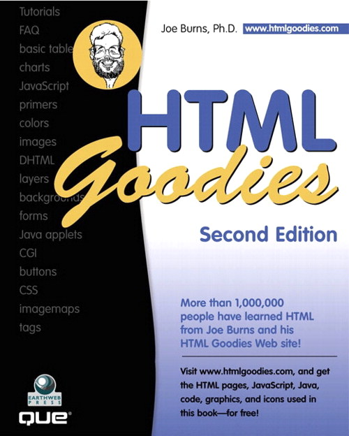 HTML Goodies, 2nd Edition