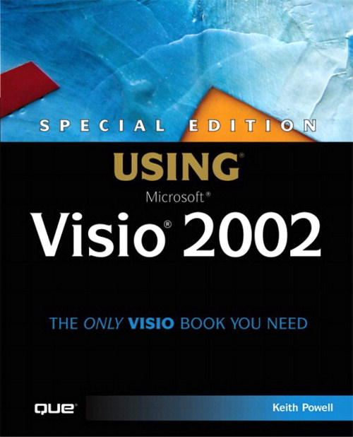 Special Edition Using Microsoft Visio 2002
