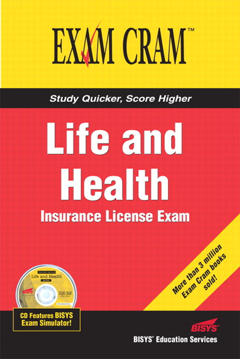 Life and Health Insurance License Exam Cram