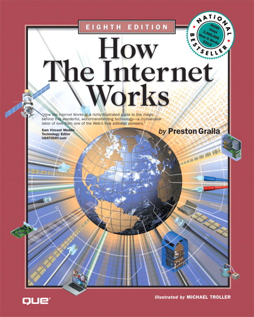 How the Internet Works, 8th Edition