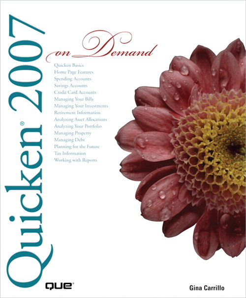 Quicken 2007 On Demand