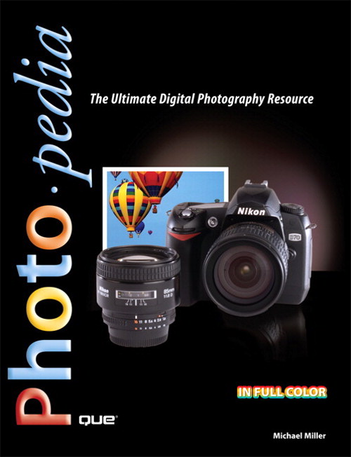 Photopedia: The Ultimate Digital Photography Resource