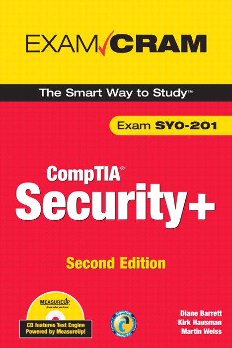 CompTIA Security+ Exam Cram, 2nd Edition