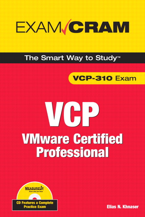 VCP Exam Cram: VMware Certified Professional